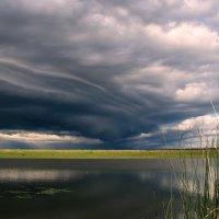 Посейдона колесница появилась в небе... :: Евгений Юрков