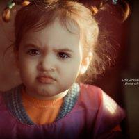 Маленький сердитый  Пеппи длинный чулок :: Лена Хрусталева