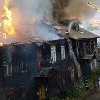Пожар!!!!!!! :: Владимир Бондарев