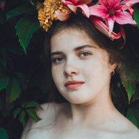 цветочная :: Ксюша Рукавишникова