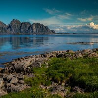 Норвежские просторы :: Андрей Лукашенко