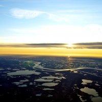 закат над тундрой :: vg154