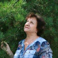 В лесу :: Юлия Малышева
