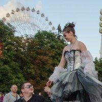 Моя лилипуточка...Фестиваль Вдохновение . Москва. :: Лариса *