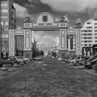 Красноярск :: олег воробьев