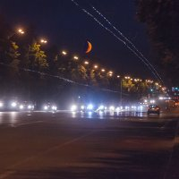 Ночное 2 :: Сергей Коновавлов