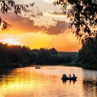 Летний вечер в Кратово :: Артем Воробьев