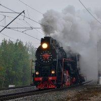Паровоз ЛВ-0182 :: Денис Змеев