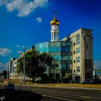 Минск. Церковь Иоанна Рыльского. :: Nonna