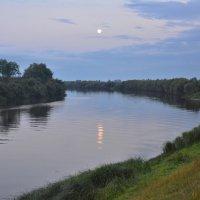 Тихий летний вечер :: Геннадий Ячменев