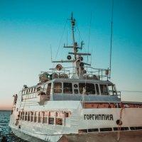 Анапа море :: Дарья Селянкина