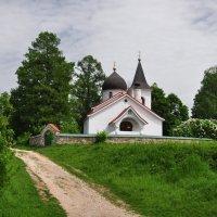 Троицкая церковь :: Августа
