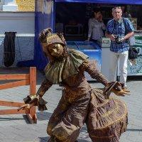 Живая скульптура-2 :: Валерий Чернов
