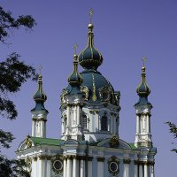 Андреевская церковь :: Игорь Денисов