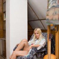 портрет Дочери :: Михаил Даниловцев
