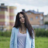 Ольгуша :: Женя Рыжов