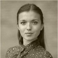 Портрет неизвестной... :: Фёдор Куракин