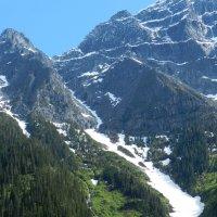Канадские Скалистые горы... :: Юрий Поляков