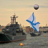 День ВМФ в Петербурге :: Андрей Вестмит