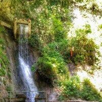 Водопад в Абхазии :: Оля Я