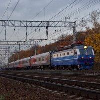 Электровоз ЧС2К-694 :: Денис Змеев