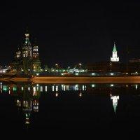 Полночь в  Йошкар-0ле :: АЛЕКС