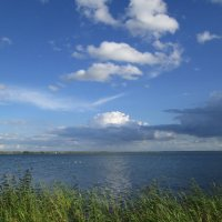 остров в небесном окияне... :: Натали Акшинцева