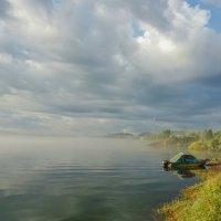 Утром на берегу. :: Валентина Налетова