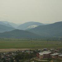 гора Слюдянка :: Ольга Логинова