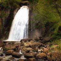 Водопад Корбу :: Евгения Каравашкина