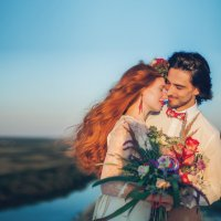 Свадьба в стиле Бохо :: Ольга Колодкина