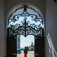 Ворота монастыря. :: ALLA Melnik