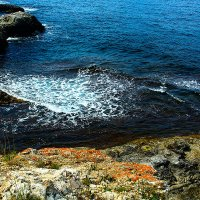 Море. Скалы :: Виктор Зенин
