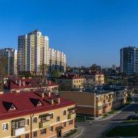 Вид с балкона. :: Владимир Фисенко