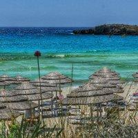 На пляже Нисси, Айя Напа, Кипр :: Ирина Сивовол