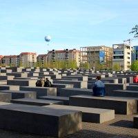 мемориал жертвам холокоста :: Olga