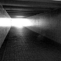 свет в конце тоннеля :: Александр Прокудин