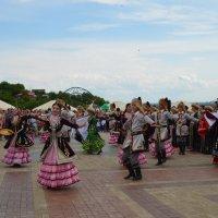Открытие этнодеревни в г.Уфе :: Наталья Тагирова