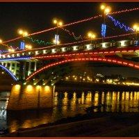 ночные прогулки по Витебску :: Надежда Ерыкалина
