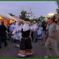на празднике в честь Славянского базара :: Надежда Ерыкалина