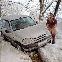 И так бывает в Сочи :: Tata Wolf
