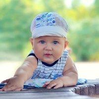 Малыш :: Алёна Жила