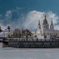Кобрин набережная. :: Владимир Фисенко