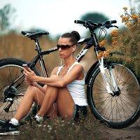 Я буду долго гнать велосипед :: Руслан-Оксана Романчук