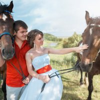 Свадебная прогулка :: Александр Тилинин