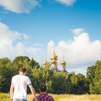 у каждого своя дорога к храму :: Сергей Анатольевич