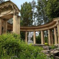 Павловск, колоннада Аполлона...... :: Jeller J.