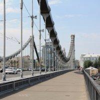 Крымский мост :: Владимир Холодницкий
