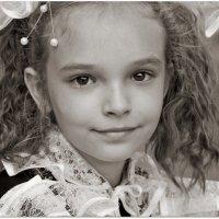 Портрет школьницы :: Римма Алеева