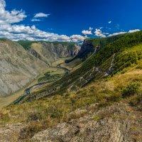 На перевале :: Sergey Oslopov